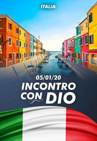 Incontro con Dio - 05/01/20 - Italia