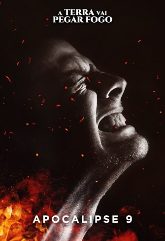A Terra vai pegar fogo - Apocalipse 9