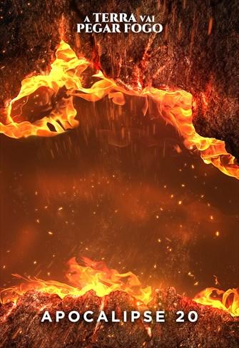 A Terra vai pegar fogo - Apocalipse 20