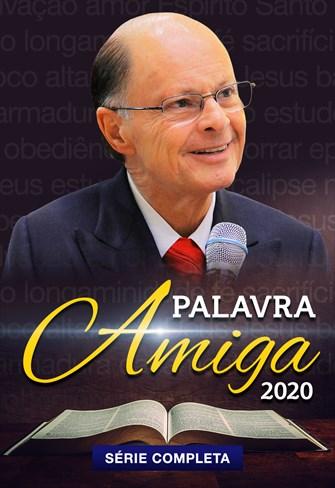 Palavra Amiga do Bispo Macedo - 2020