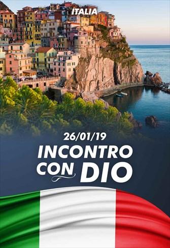 Incontro con Dio - 26/01/19 - Italia