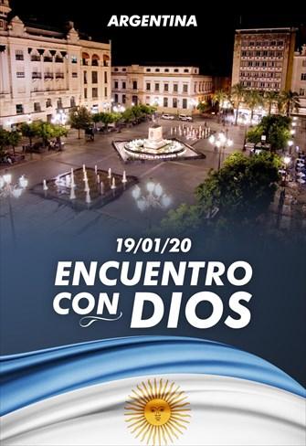 Encuentro con Dios - 19/01/20 - Argentina