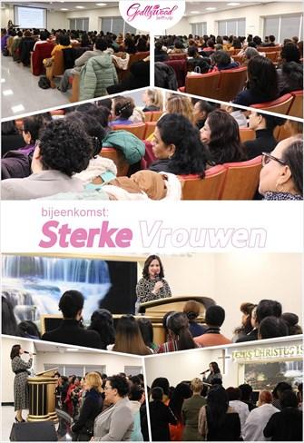 Godllywood - Sterke Vrouwen - Nederland 01/02/20