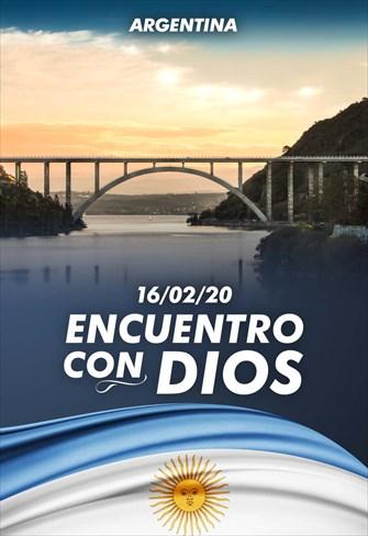 Encuentro con Dios - 16/02/20 -  Argentina