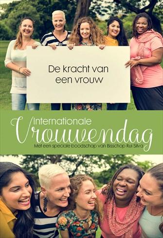 Internationale Vrouwendag - De kracht van een vrouw