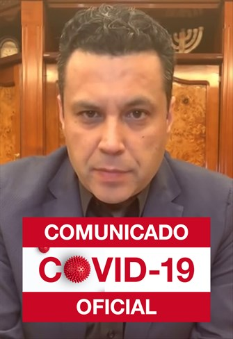 Comunicado Oficial sobre a Universal e o coronavírus