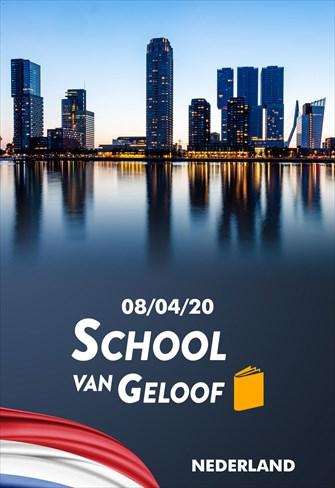 School van Geloof - 08/04/20-Nederland
