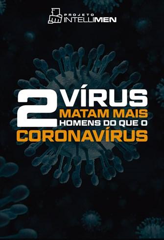 2 vírus matam mais homens do que o coronavírus - IntelliMen - 18/04/20
