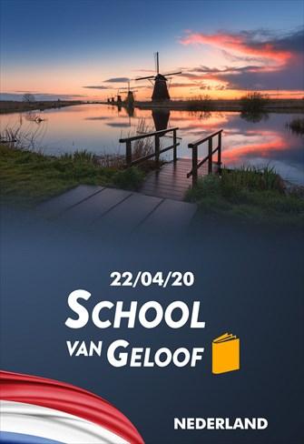 School van Geloof - 22/04/20 - Nederland