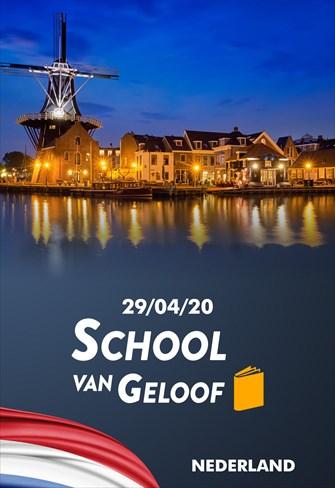 School van Geloof - 29/04/20 - Nederland