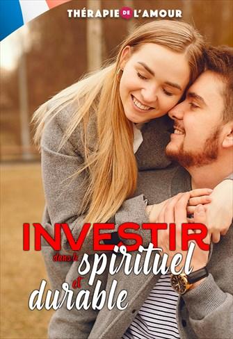 Thérapie de l'Amour - Investir dans le spirituelet durable - 30/04/20 - France