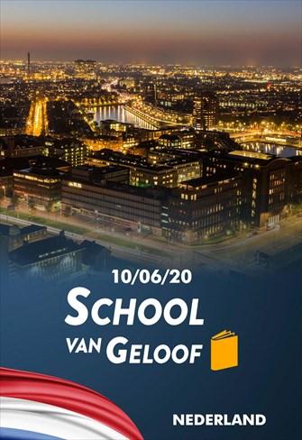 School van Geloof - 10/06/20 - Nederland