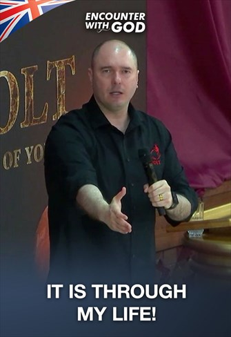 it is through my life! - Encounter with God - 28/06/20 - England