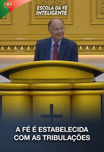 A fé é estabelecida com as tribulações - Bispo Macedo -  16/07/20 - Portugal