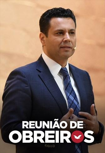 Reunião de Obreiros - Bispo Renato Cardoso