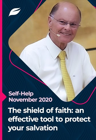 The shield of faith: an effective tool to protect your salvation - Godllywood Self Help - 28/11/20