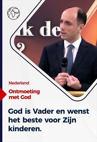 Ontmoeting met God - 29/11/20 - Nederland