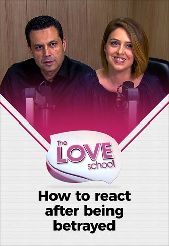 The Love School - USA - 19/12/20 - How to react after being betrayed