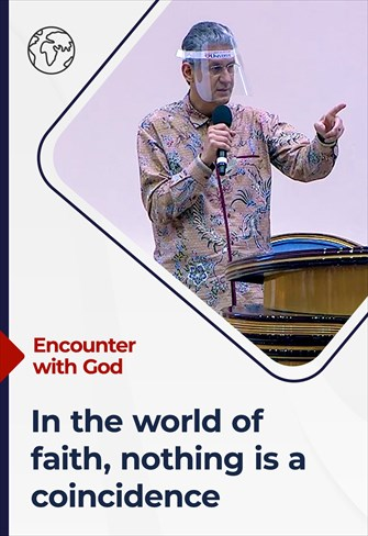 In the world of faith, nothing is a coincidence - Encounter with God 20/12/20 - South Africa