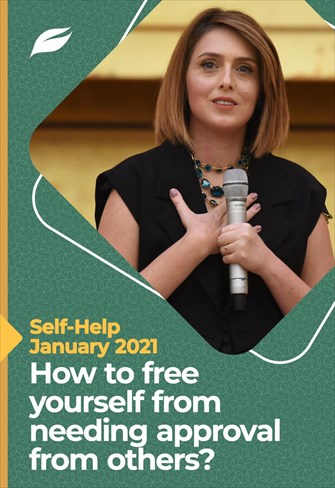 Godlywood Self Help - 30/01/21 - How to free yourself from needing approval from others?