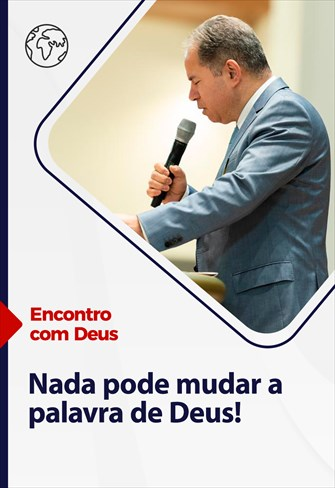 Encontro com Deus - 07/02/21 - Portugal