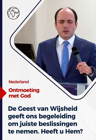 Ontmoeting met God - 07/02/21 - Nederland