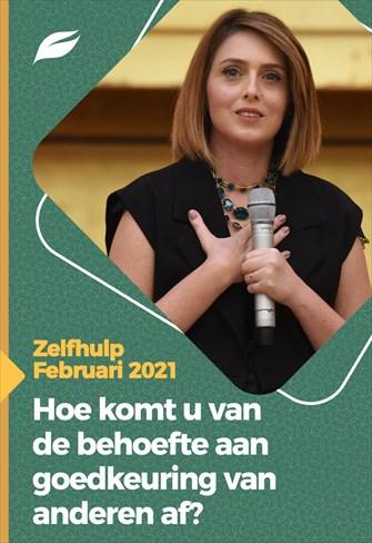 Godllywood Zelfhulp bijeenkomst - 30/01/21 - Nederland - Hoe komt u van de behoefte aan goedkeuring van anderen af?