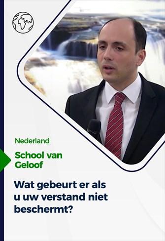 School van Geloof - 24/02/21 - Nederland