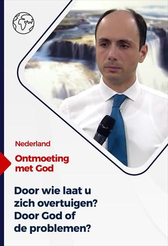 Ontmoeting met God - 14/03/21 - Nederland