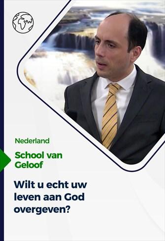 School van Geloof - 17/03/21 - Nederland