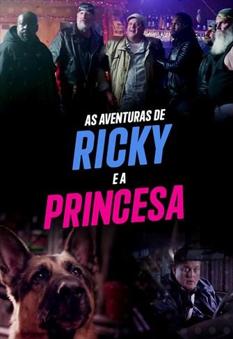 As Aventuras de Rick e a Princesa