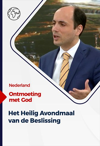 Ontmoeting met God - 04/04/2021 - Nederland