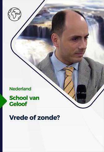 School van Geloof - 07/04/21 - Nederland