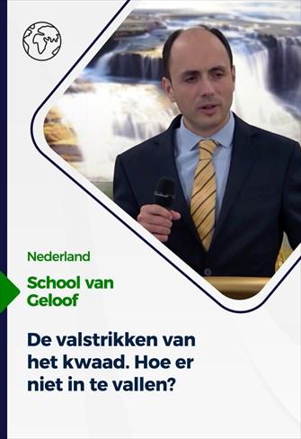 School van Geloof - 21/04/21 - Nederland