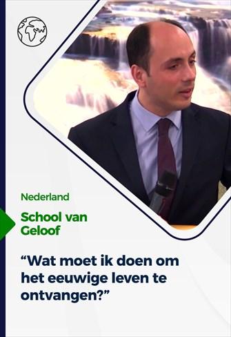 School van Geloof - 05/05/21 - Nederland