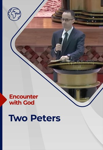 Encounter with God - 09/05/21 - England - Two Peters