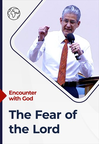 The Spirit of Might - Encounter with God - 16/05/21 - South Africa