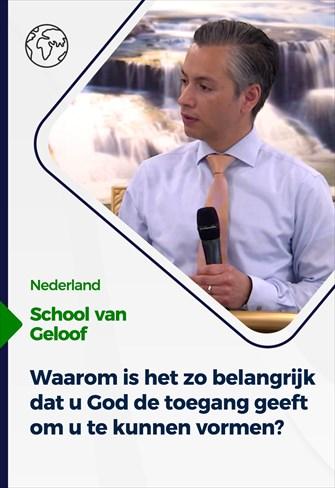 School van Geloof - 12/05/21 - Nederland