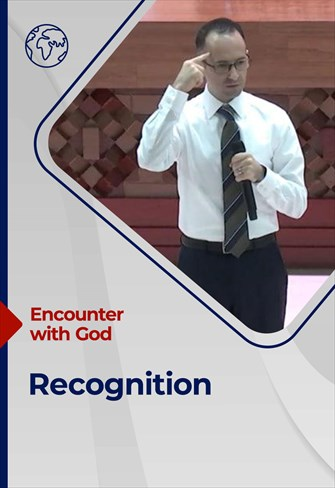 Encounter with God - 23/05/21 - England - Recognition