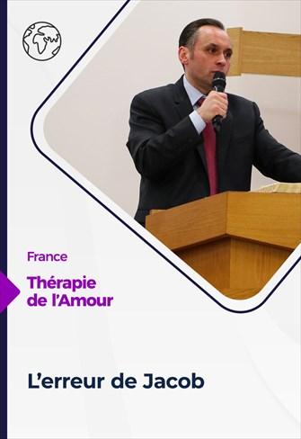 Thérapie de l'Amour - 27/05/21 - France - L'erreur de Jacob