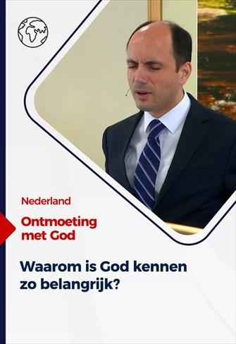 Ontmoeting met God - 06/06/21 - Nederland