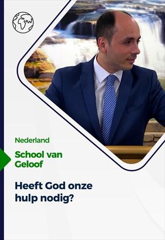 School van Geloof - 23/06/21 - Nederland