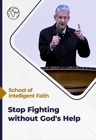 School of Intelligent Faith - 23/06/21 - South Africa - Stop fighting without God's help