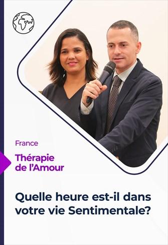 Thérapie de l'Amour - 19/08/21 - France - Quelle heure est-il dans votre vie Sentimentale?