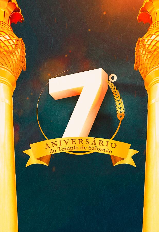 7º Aniversário do Templo de Salomão