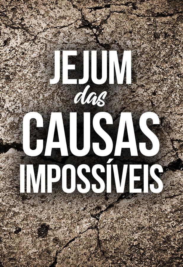 Jejum das Causas Impossíveis
