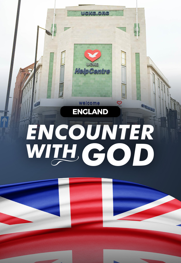Encounter with God from England