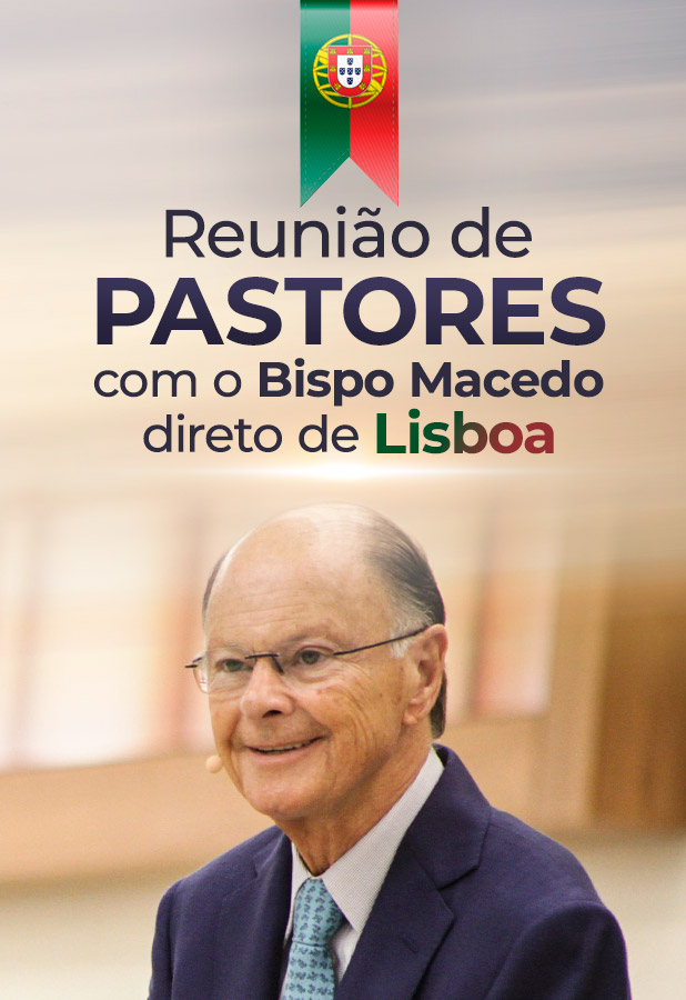 Reunião de Bispos e Pastores com o Bispo Macedo