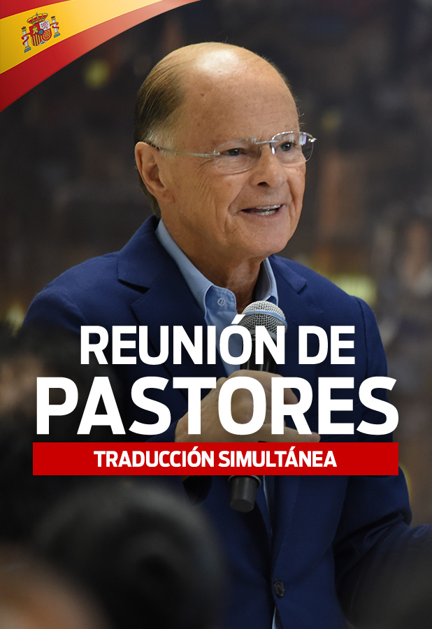 Reunión de Pastores - Traducción Simultánea