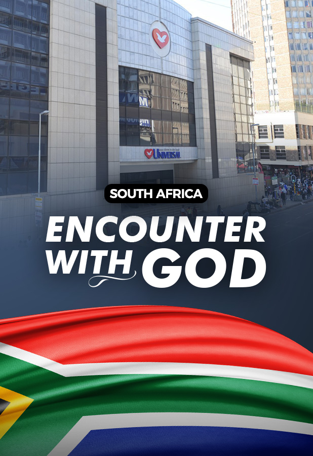 Encounter with God from South Africa